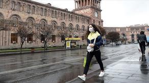 Число инфицированных COVID-19 в Армении увеличилось до 41 299 человек