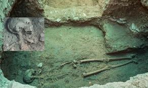 ისპაანში პართიელი ქალის ჩონჩხი აღმოაჩინეს