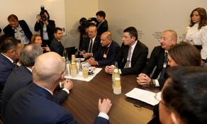 New Vision for Europe and Asia - World leaders hold discussion
