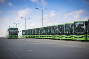 Автопарк столицы пополнят 126 новых автобусов