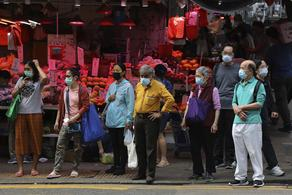 ჰონგ-კონგში ბოლო დღე-ღამეში კორონავირუსის ახალი შემთხვევა არ დაფიქსირებულა