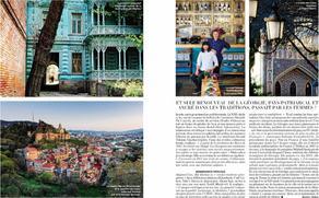 ფრანგული ჟურნალი ქართული ტურიზმის შესახებ წერს