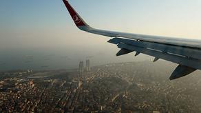 თურქეთი შიდა ფრენებს დათქმულ ვადაზე ადრე აღადგენს