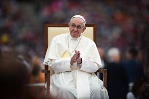 Папа Римский проведет воскресную проповедь онлайн