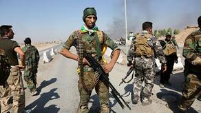 ერაყში ისლამური სახელმწიფოს წინააღმდეგ ოპერაცია მიმდინარეობს