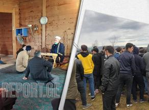 Mufti of Kobuleti and Guria: Prayers will not stop in the village of Buknari