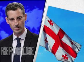Госдепартамент США: Призываем власти обеспечить справедливое отношение к Саакашвили