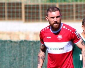 Guram Kashia becomes FC Locomotive Tbilisi footballer