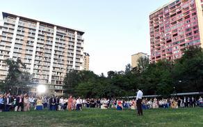 მზიურის პარკში 1-ელ ივნისს ბავშვთა გასართობი ღონისძიებები მოეწყობა
