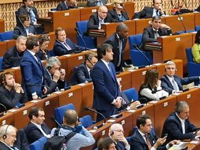 Ираклий Кобахидзе избран вице-президентом ПАСЕ