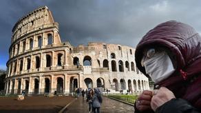 В Италии за сутки от COVID-19 умерли 433 человека