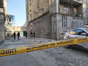 Кровавая разборка в центре Тбилиси - ФОТО