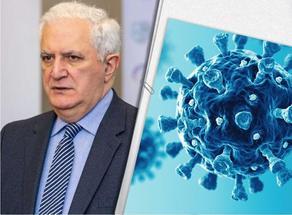 Заявление Амирана Гамкрелидзе об обнаружении в Грузии нового штамма коронавируса