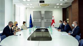 იუსტიციის სამინისტრო UNDP-სთან თანამშრომლობის ახალ ფორმატზე შეთანხმდა