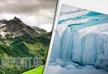 В Альпах появилось 180 новых ледниковых озер