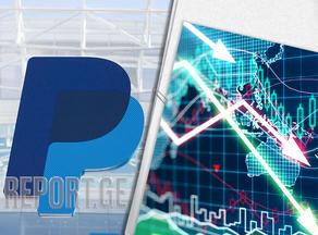 PayPal-ის კვარტალური მოგება 23%-ით შემცირდა