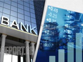 ლომბარდებმა ბანკებში 14.5 მლნ. ლარი განათავსეს