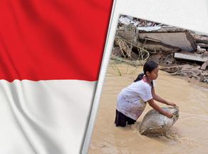 ინდონეზიაში ქარიშხალს 25-მდე ადამიანი ემსხვერპლა