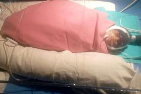 75-year-old woman gave birth in India