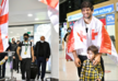 Georgian judoka Lasha Shavdatuashvili returns to homeland after claiming gold - PHOTO