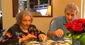 ყველაზე ხანდაზმულმა წყვილმა ქორწინების 85 წლის იუბილე აღნიშნა
