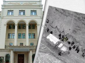 აზერბაიჯანის თავდაცვის სამინისტრო ვიდეოს ავრცელებს - VIDEO - განახლებულია