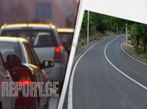 Департамент автодорог предупреждает водителей об ограничении движения