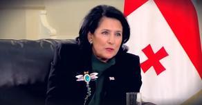 Саломе Зурабишвили раскритиковала правительство