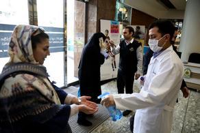 ირანში ბოლო დღე-ღამეში კორონავირუსით 157 ადამიანი გარდაიცვალა