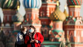 Number of infected with coronavirus rises in Russia