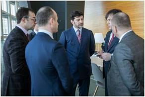 Kakha Kaladze and Irakli Kobakhidze met with MEPs in Strasbourg