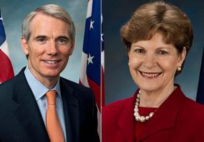 Senators Rob Portman and Jean Shaheen to arrive in Georgia