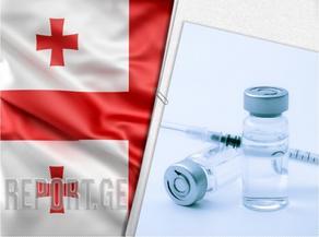 Number of people vaccinated against coronavirus in Georgia