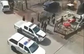 МВД: распространенные в медиа кадры сняты не в Марнеули