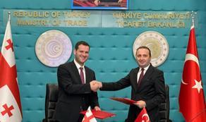В Анкаре прошло заседание грузино-турецкого комитета по свободной торговле