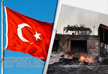 A man suspected of deliberately setting fire in Turkey arrested