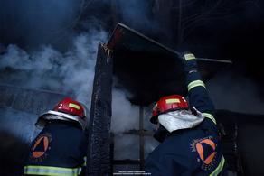 Пожар в Варкетили локализован