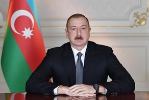 Ильхам Алиев выразил соболезнования Грузии в связи с трагедией в Шатили
