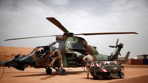 13 French soldiers died in helicopter crash in Mali
