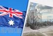 Один из штатов Австралии полностью окутан паутиной