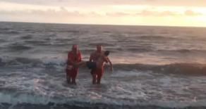რამდენი ადამიანი გადაარჩინეს წელს მაშველებმა შავი ზღვის სანაპირო ზოლზე