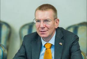 Глава МИД Латвии посетит Грузию