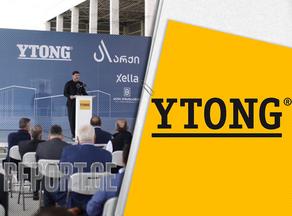 კახა კალაძე YTONG-ის ქარხნის გახსნის ღონისძიებას დაესწრო