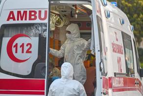 თურქეთში კორონავირუსის 1,673 ახალი შემთხვევა გამოვლინდა