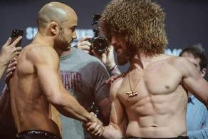 მერაბ დვალიშვილმა UFC-ში მორიგი გამარჯვება მოიპოვა