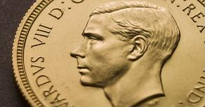 Rare British coin sold for a million pounds