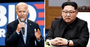 Jo Biden says he is ready to meet Kim Jong Un