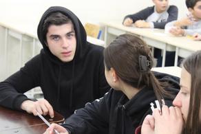 Teen,15,dies at Iashvili hospital