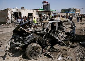 2 человека погибли и 26 ранены в результате взрыва в Афганистане