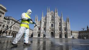 Число жертв COVID-19 в Италии возросло до 32 877
